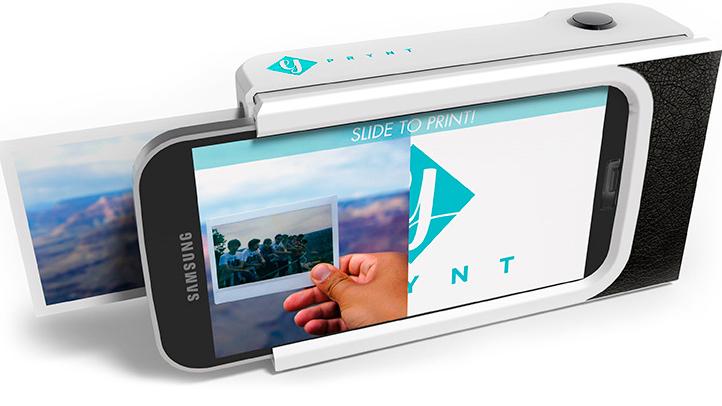 prynt smartphone h lle mit integriertem foto drucker. Black Bedroom Furniture Sets. Home Design Ideas