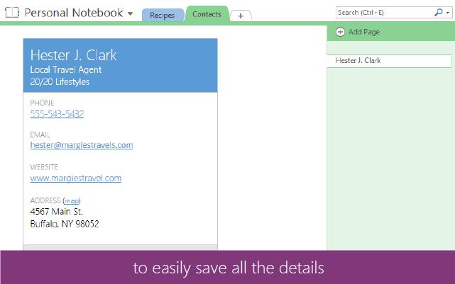Visitenkarten Mit Microsofts Office Lens Scannen Heise Online