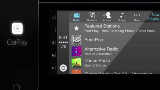 parrot autoradio mit apple carplay und android auto. Black Bedroom Furniture Sets. Home Design Ideas