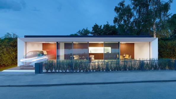 null energie null emissionen null abfall wohnen in der zukunft heise online. Black Bedroom Furniture Sets. Home Design Ideas
