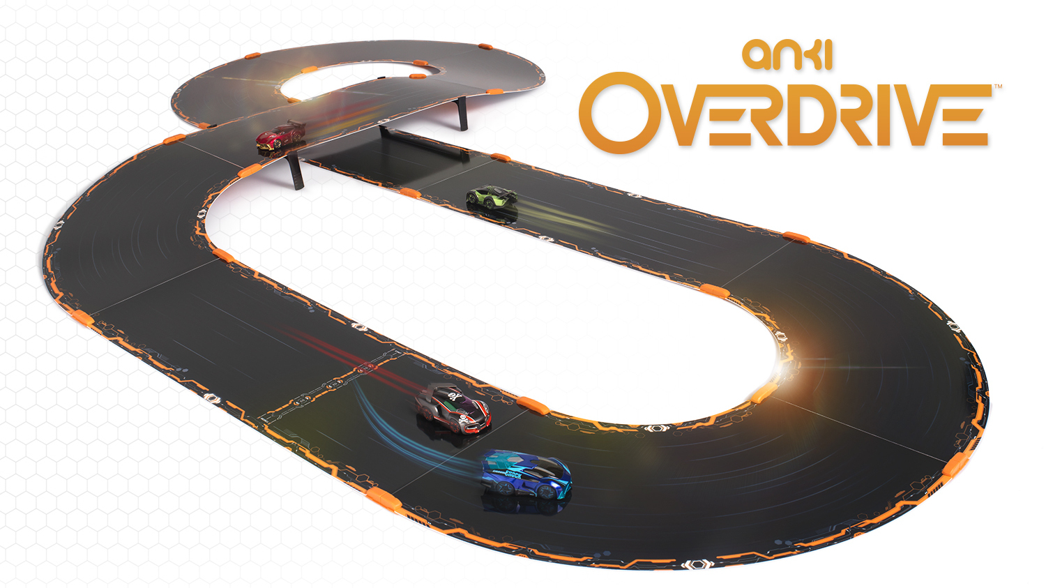 app gesteuerte carrera bahn anki overdrive kommt nach. Black Bedroom Furniture Sets. Home Design Ideas