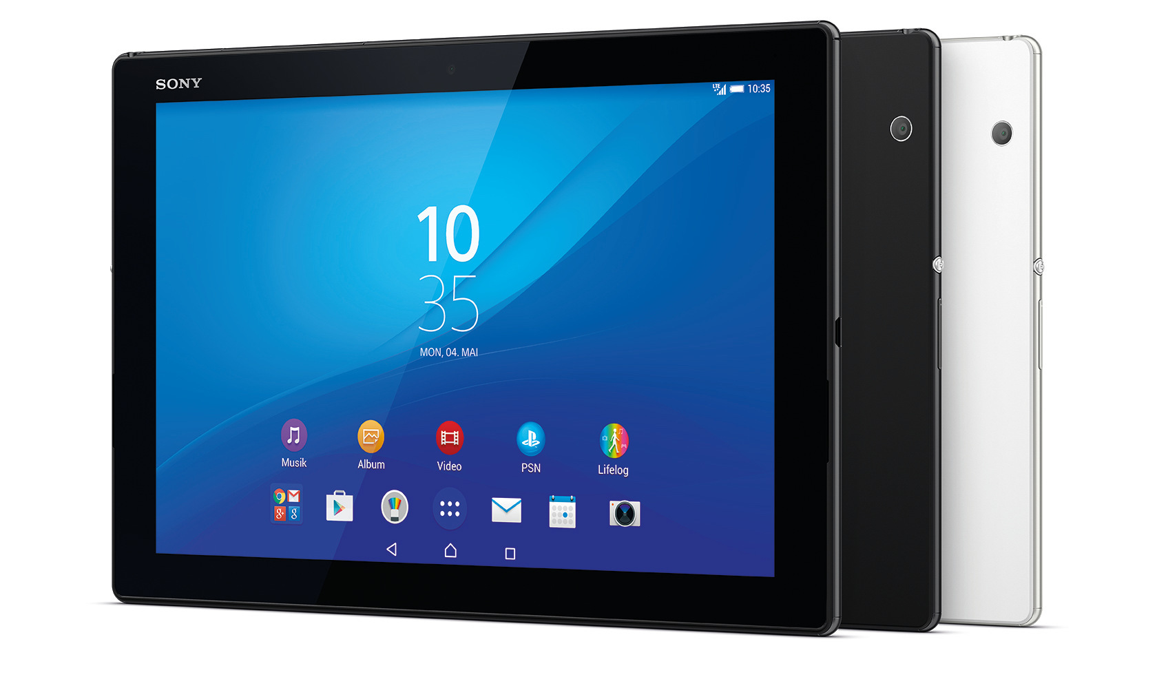 mwc sony xperia z4 tablet wasserdicht mit achtkern prozessor heise online. Black Bedroom Furniture Sets. Home Design Ideas