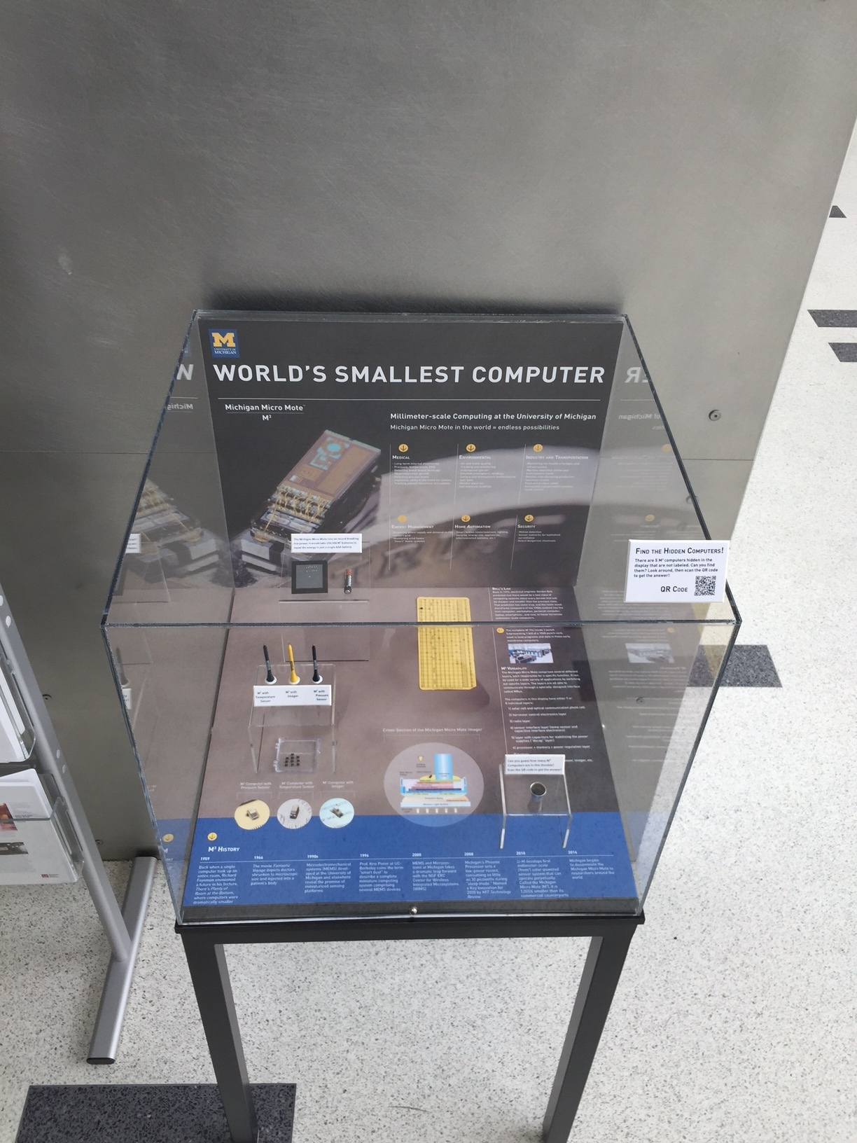 museum zeigt kleinsten computer der welt ix. Black Bedroom Furniture Sets. Home Design Ideas