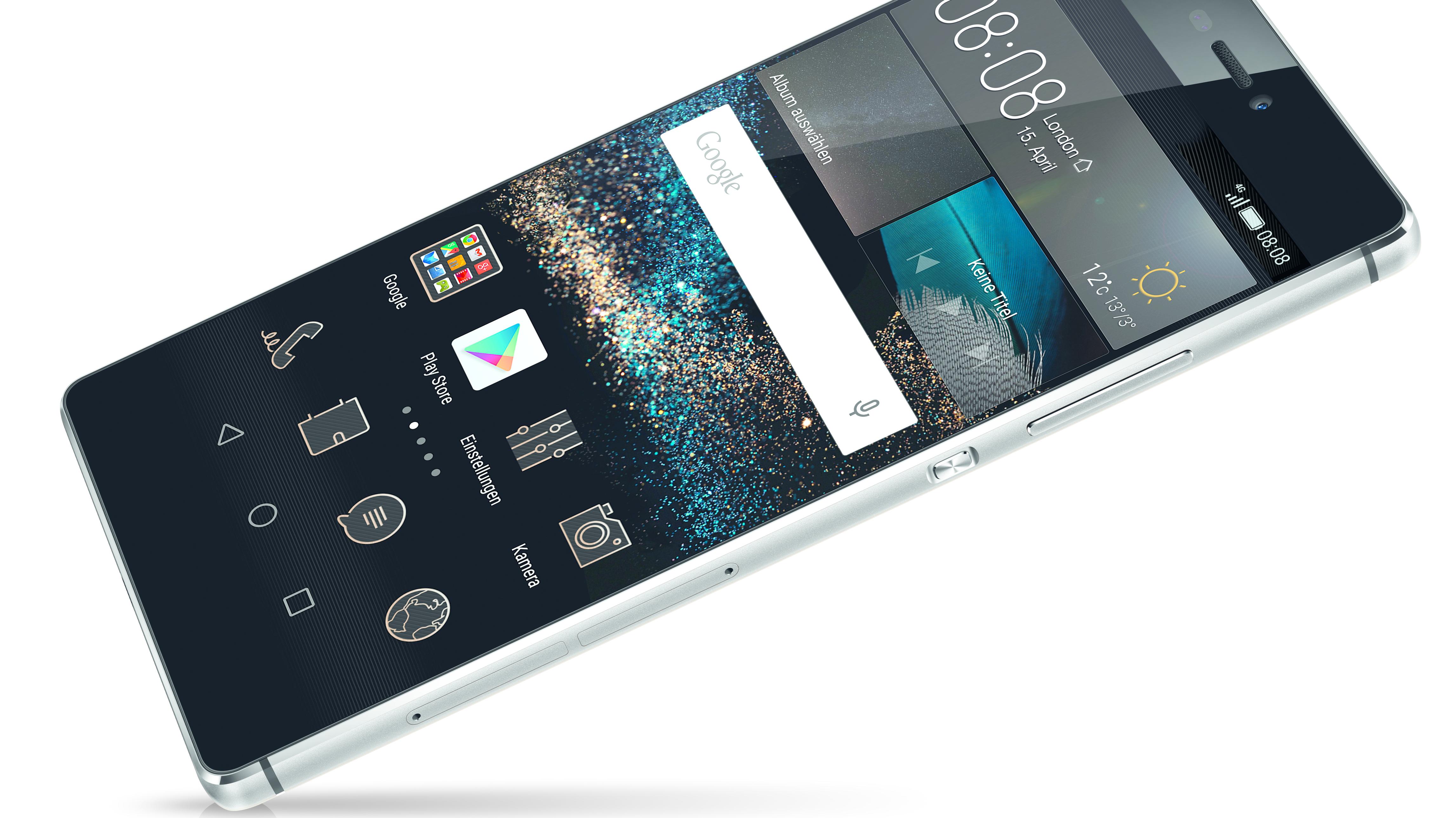 huawei p8 smartphone mit lichtstarker kamera und maxi. Black Bedroom Furniture Sets. Home Design Ideas