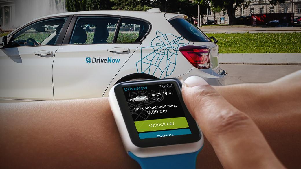 mietwagen und taxiruf auf der apple watch mac i. Black Bedroom Furniture Sets. Home Design Ideas