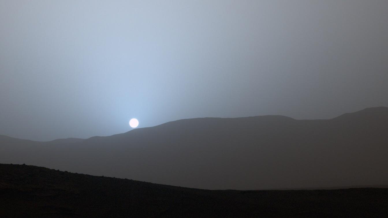 Mars Fotografieren