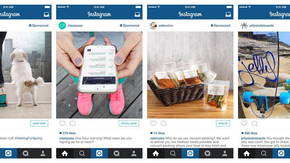 instagram weitet werbung aus auch mit hilfe von daten aus facebook profilen heise online. Black Bedroom Furniture Sets. Home Design Ideas