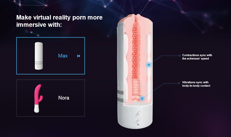 newsticker meldung virtual reality porno ruestet jetzt auch masturbationshardware