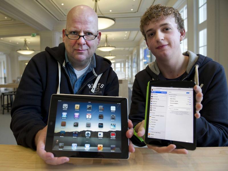 apple nimmt erstes ipad mini aus dem programm heise online. Black Bedroom Furniture Sets. Home Design Ideas
