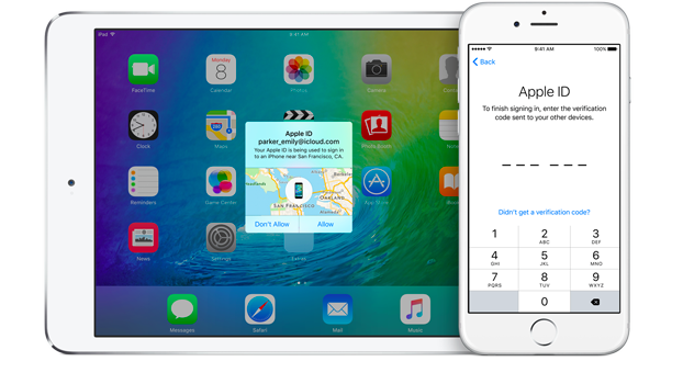 Bild zu «Apple baut Zwei-Faktor-Schutz weiter aus»
