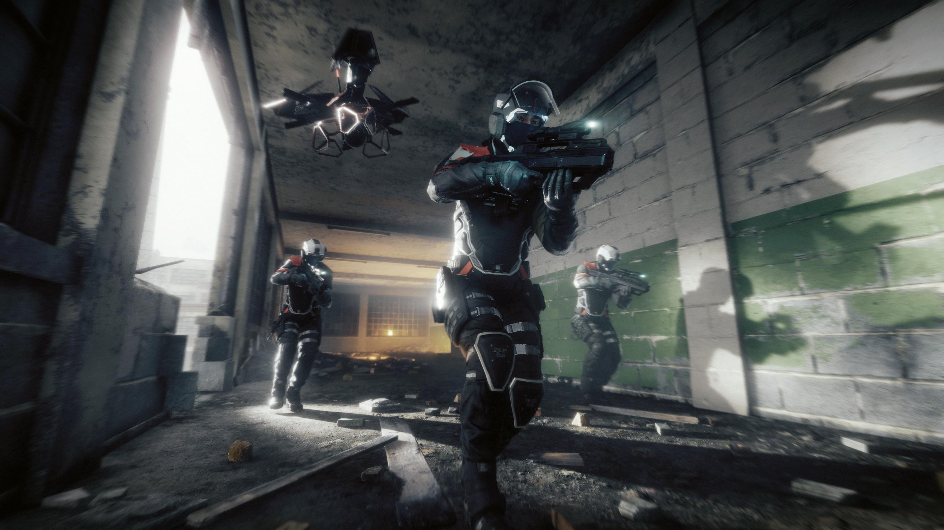 Gamescom 20 Homefront The Revolution angespielt   heise online