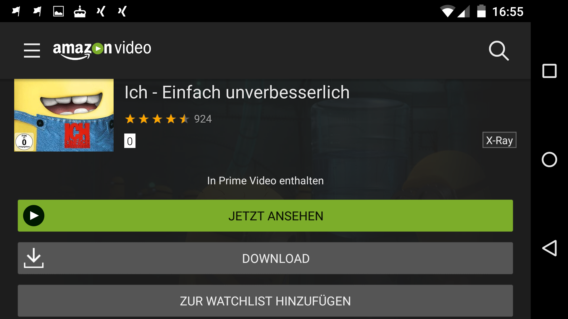 Prime Video Einloggen