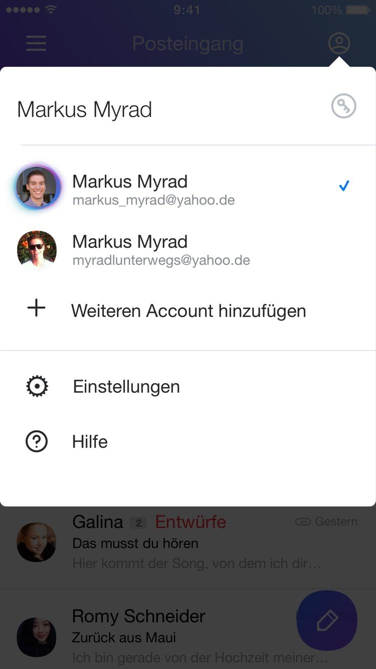 Yahoo Mail Passwort Vergessen Und Neue Handynummer