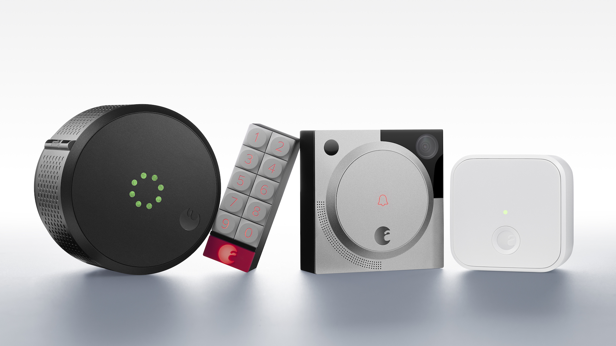 august smart lock vernetztes schloss mit homekit unterst tzung mac i. Black Bedroom Furniture Sets. Home Design Ideas