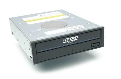 HD-DVD-Laufwerk erstmals im Test | heise online