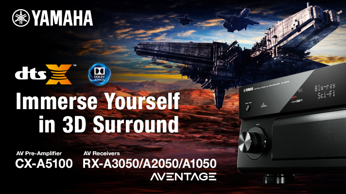 Yamaha Rx Afirmware