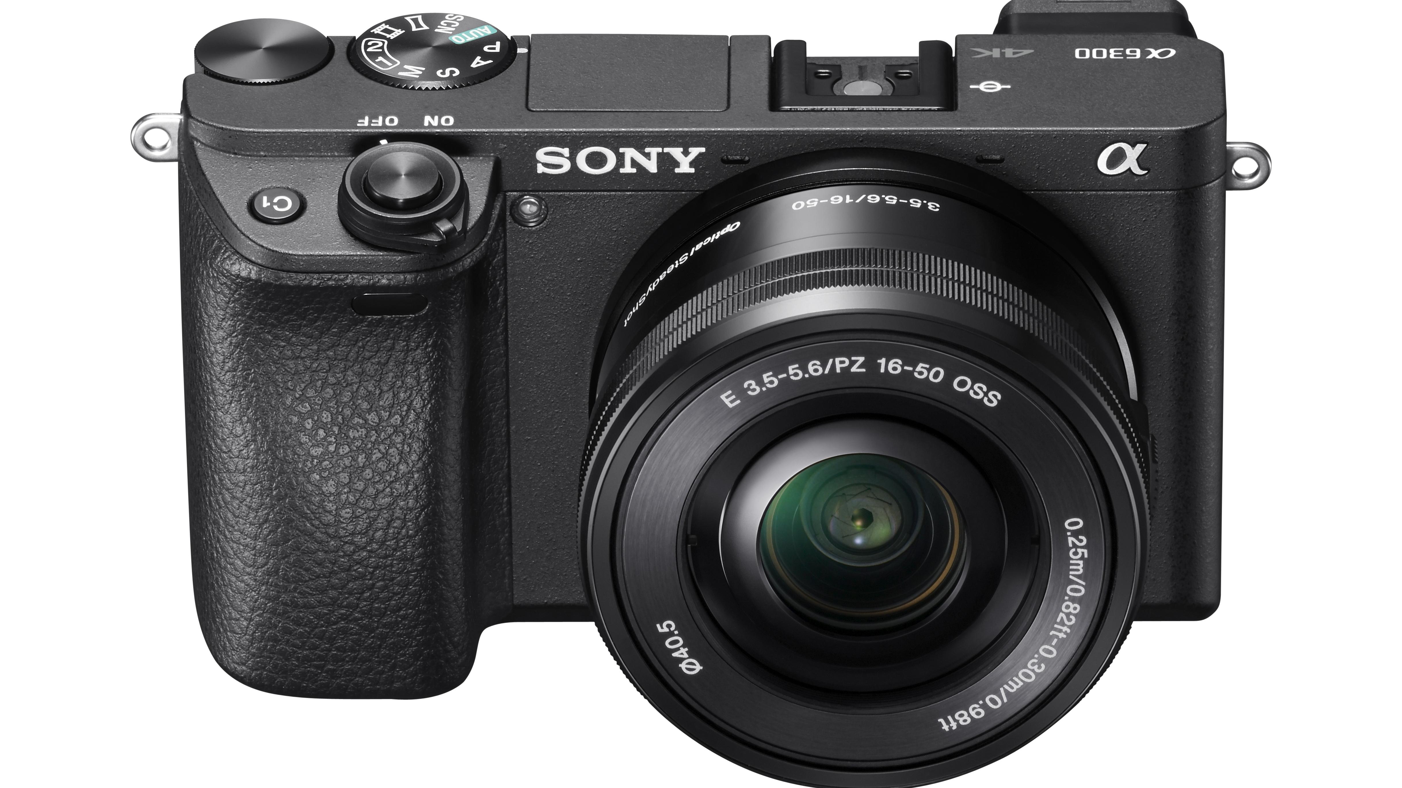 sony a6300 spiegellose systemkamera mit 425 autofokus. Black Bedroom Furniture Sets. Home Design Ideas