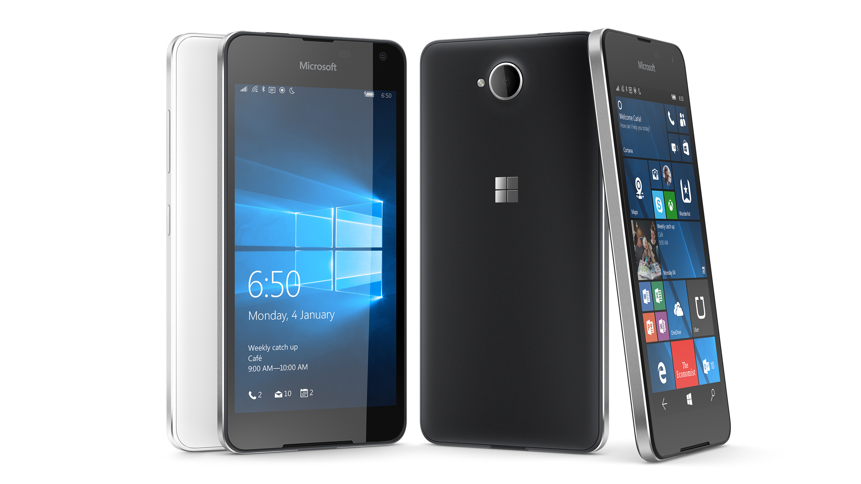 microsoft lumia 650 smartphone mit windows 10 f r 230. Black Bedroom Furniture Sets. Home Design Ideas