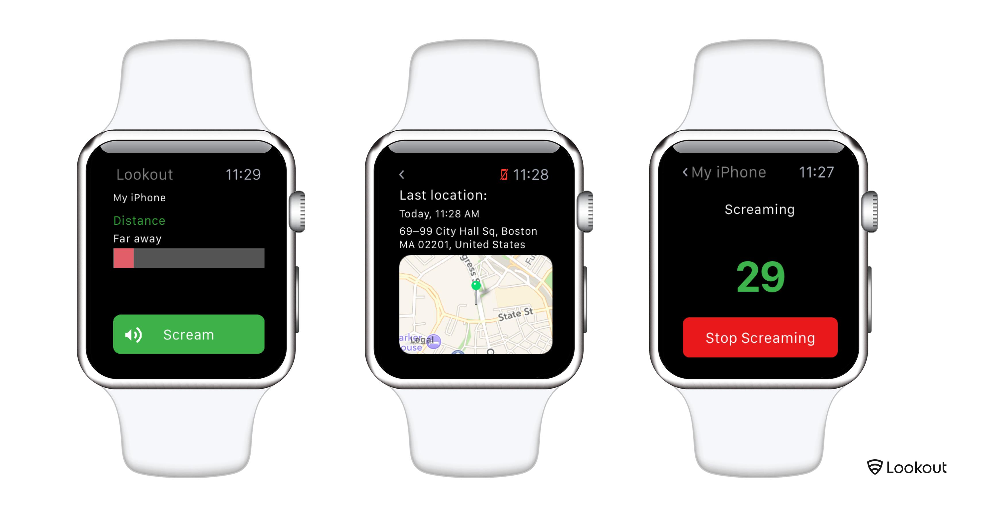 Apple Watch Warnt Vor Iphone Verlust Heise Online