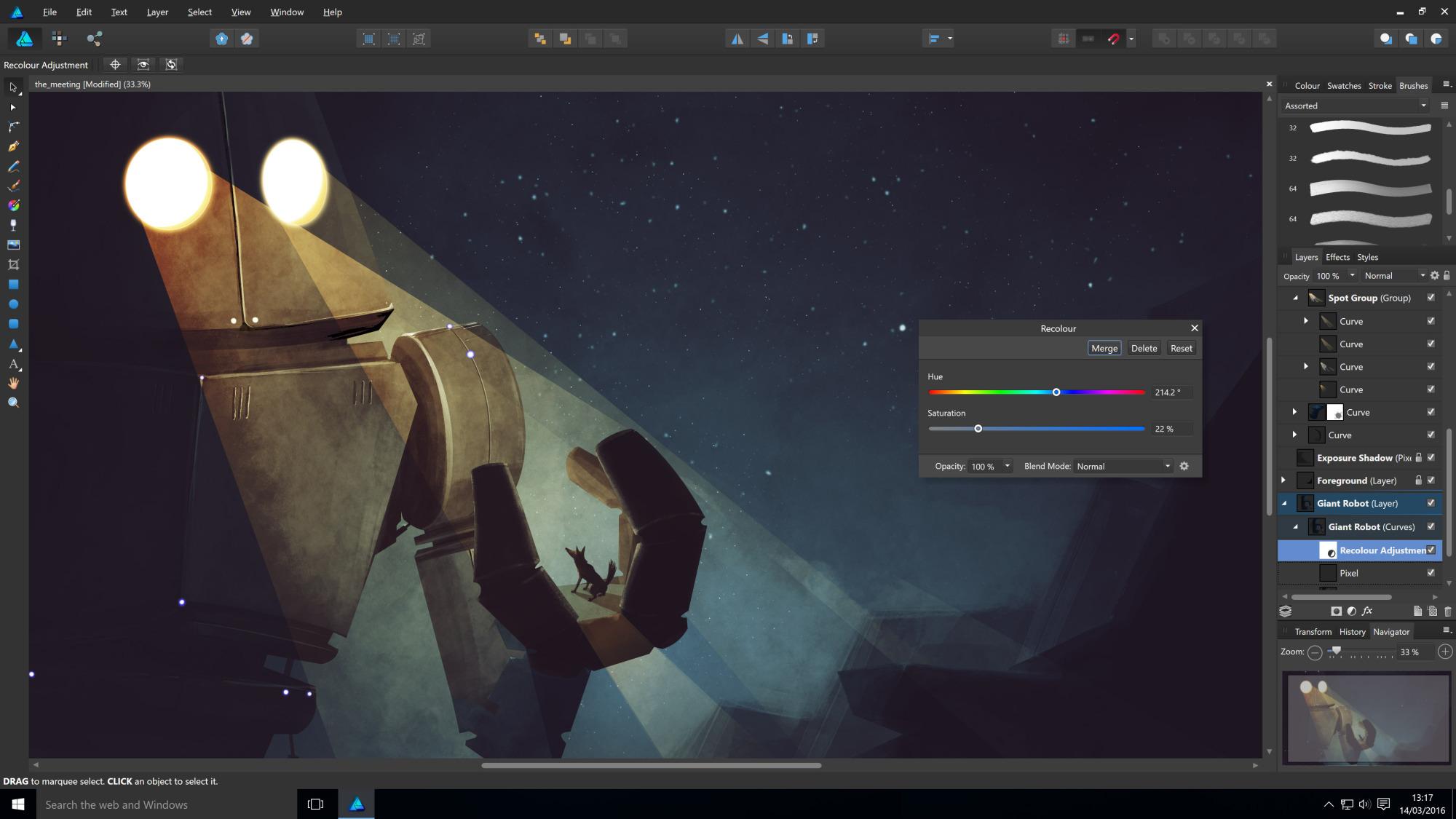 Photoshop Alternative Affinity Photo für Windows angekündigt ...