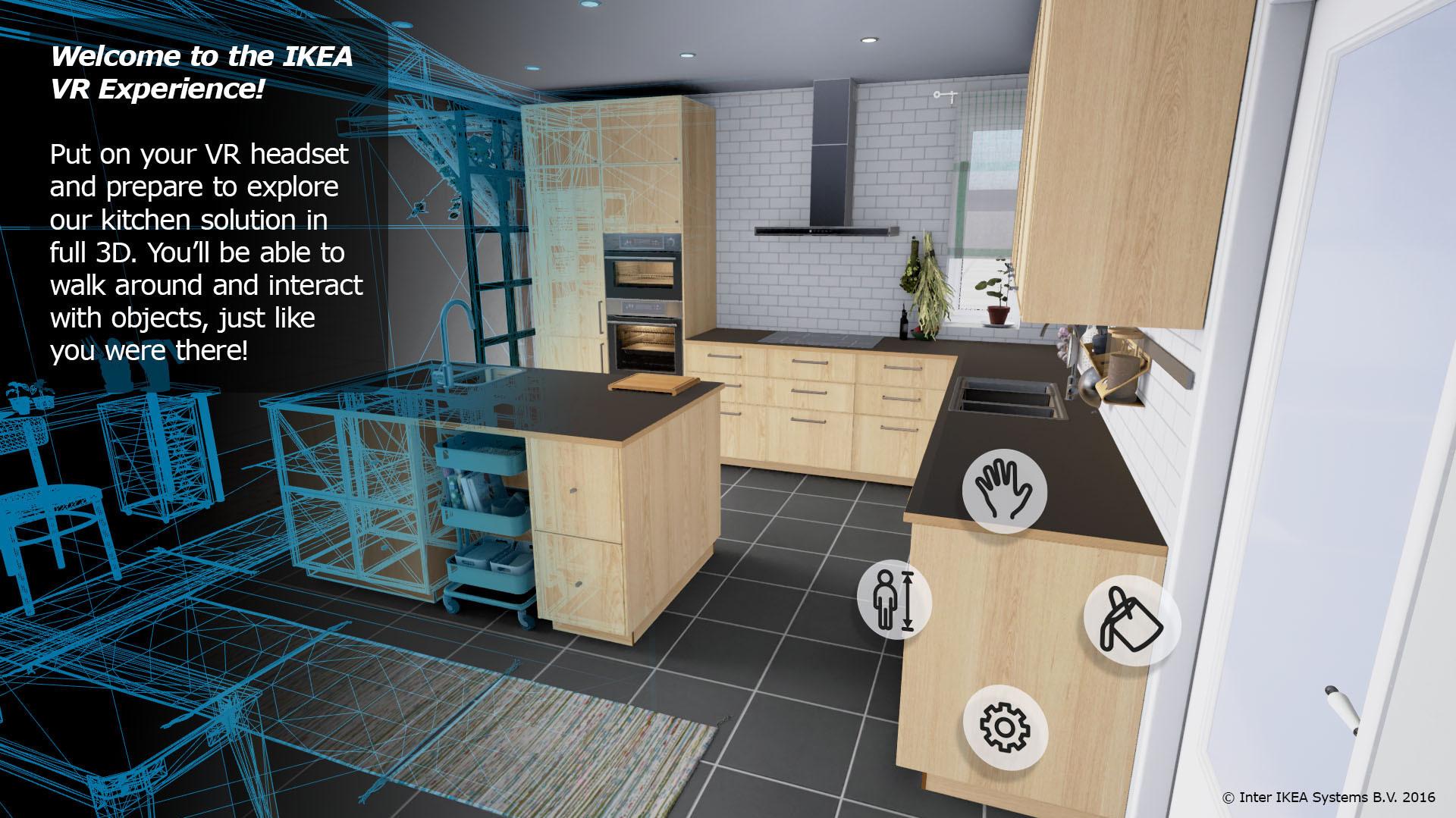 Virtual reality: ikea schickt kunden in virtuelle rundgänge seines ...