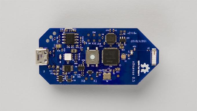 Wearable biosensor xth sense f r kreative auf kickstarter for 4 4422 c