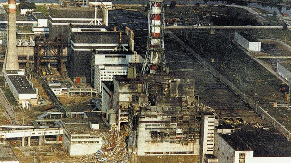 Russland Atomkraftwerk Unfall
