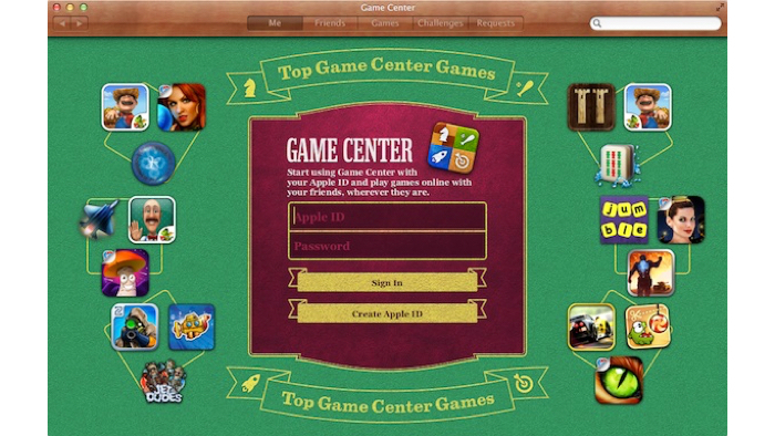 how to get game center app on ios 11