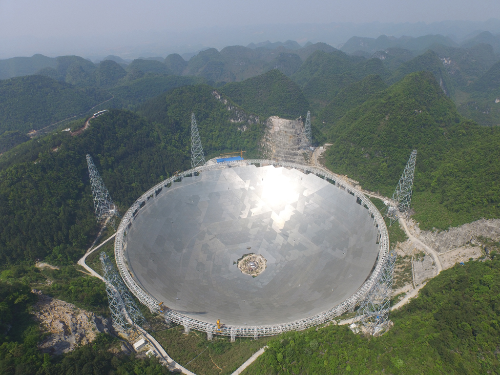 Radioteleskop China