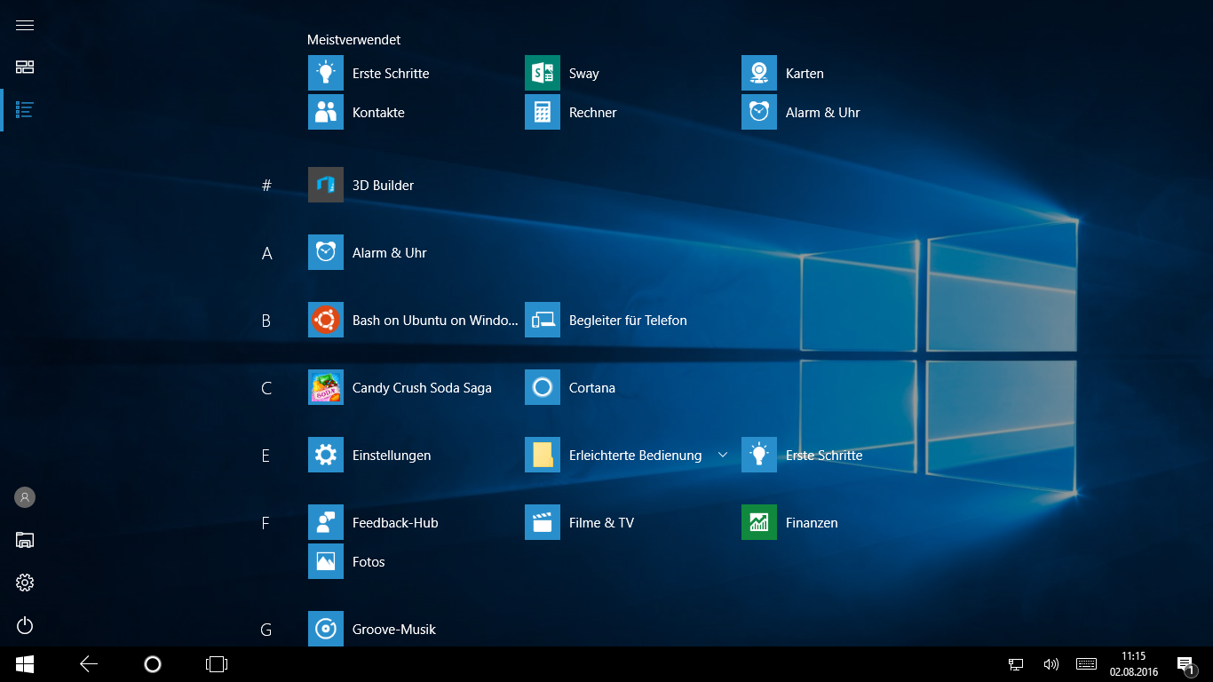 windows  anniversary update ist verfuegbar heise