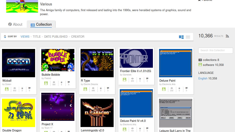 Amiga Online Spielen