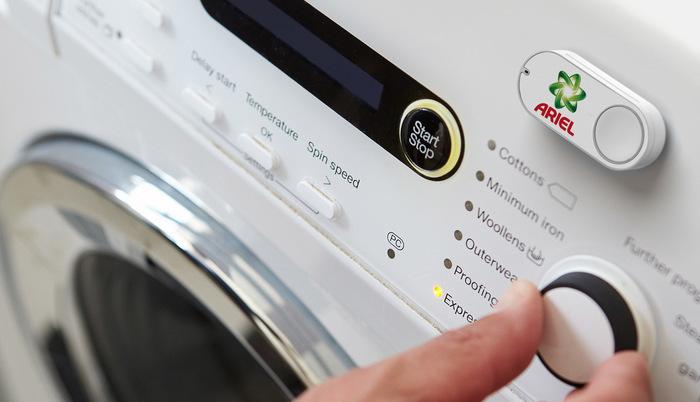 verbrauchersch tzer warnen vor amazons dash buttons heise online. Black Bedroom Furniture Sets. Home Design Ideas