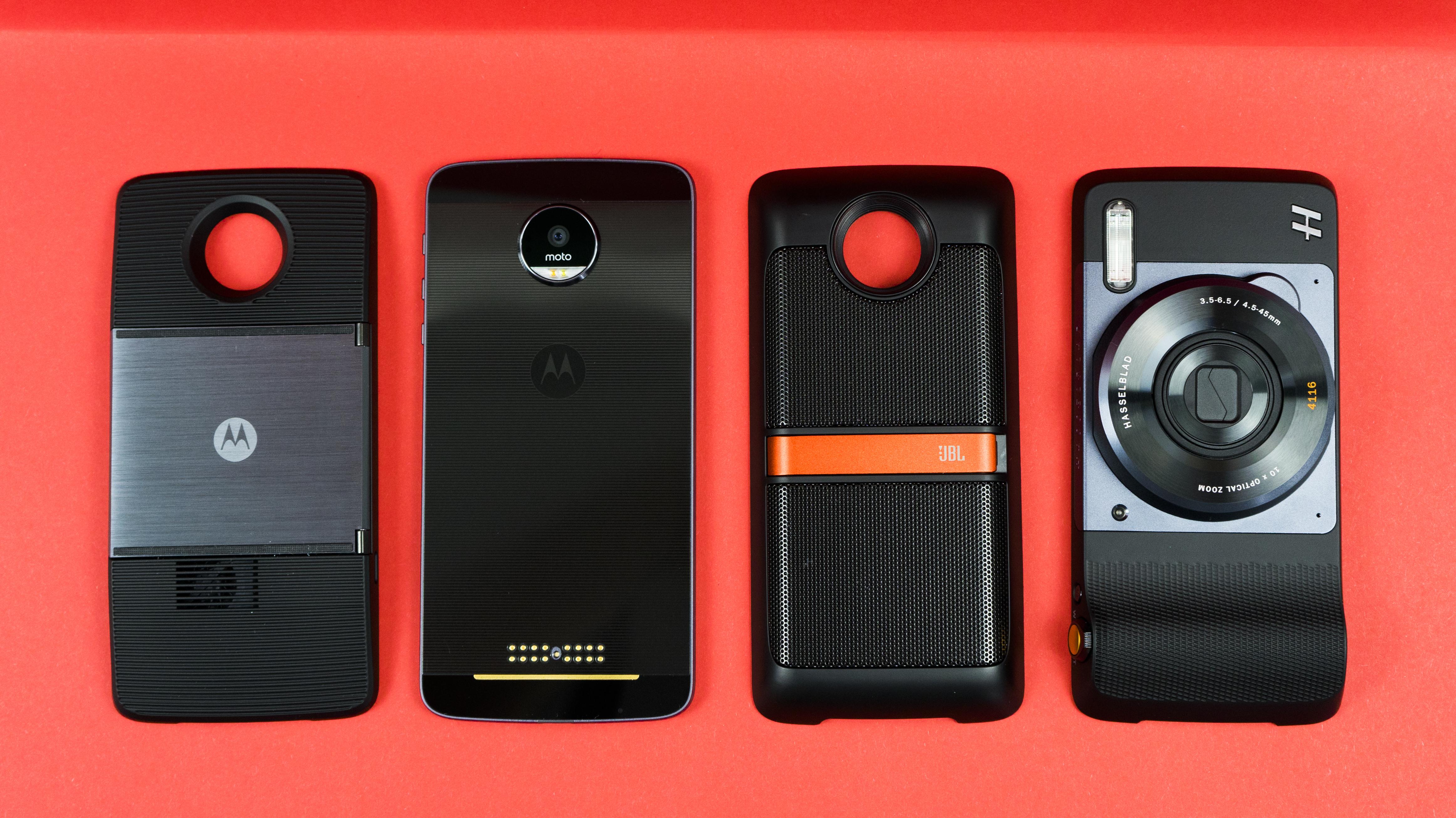 modulares smartphone lenovo moto z im praxistest heise