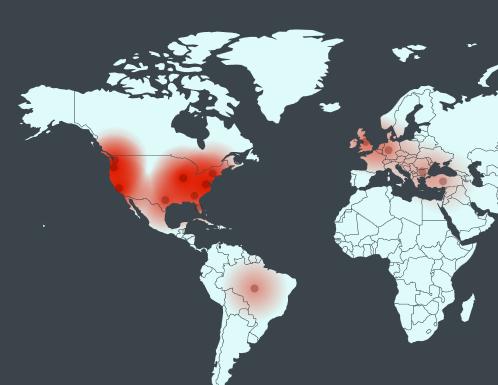 DDoS-Attacke legt Twitter, Netflix, Paypal, Spotify und ...