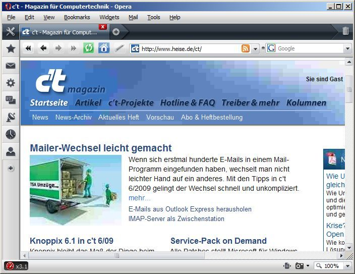 heise software archiv