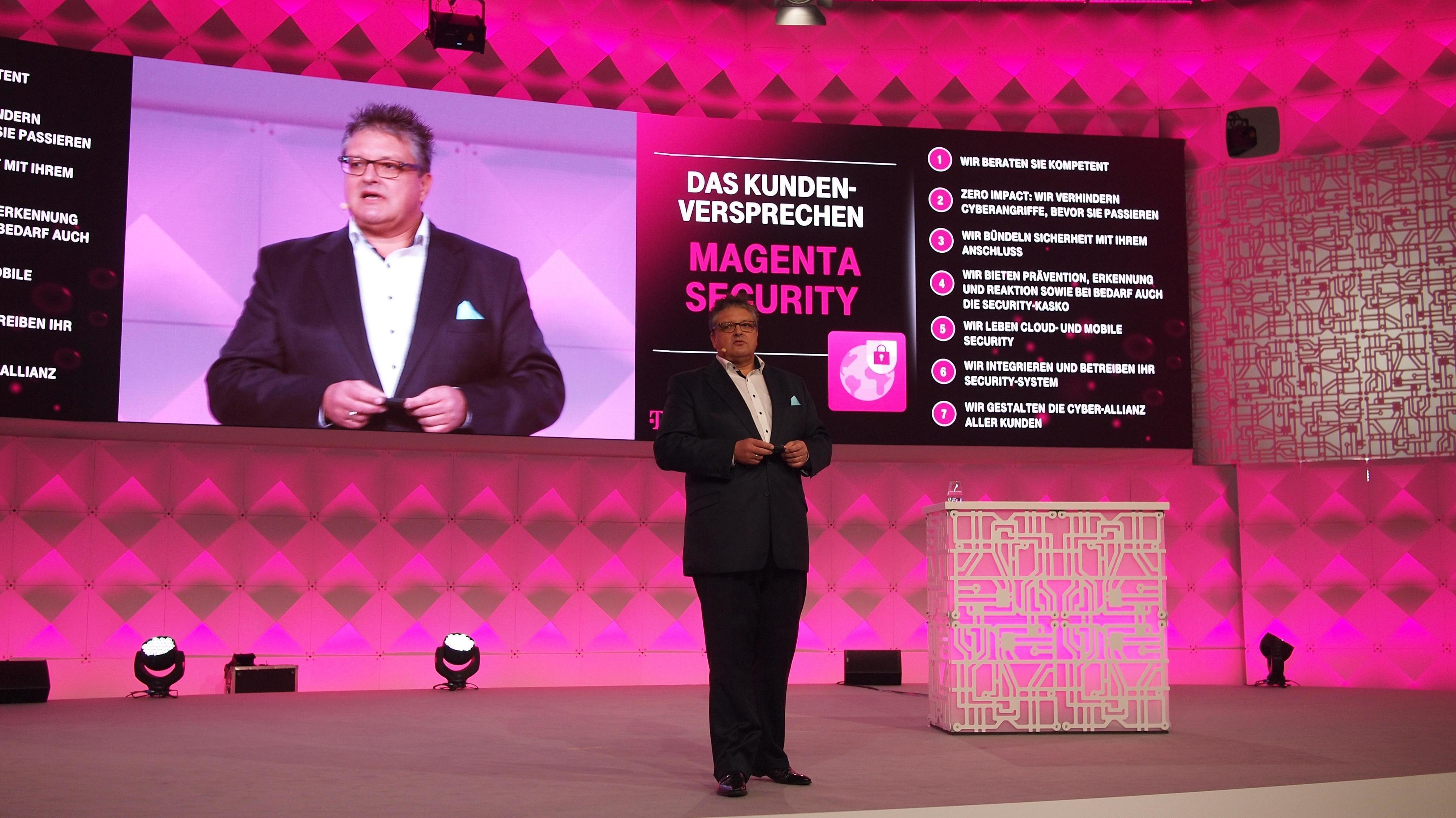 magenta security kongress deutsche telekom pr sentiert. Black Bedroom Furniture Sets. Home Design Ideas