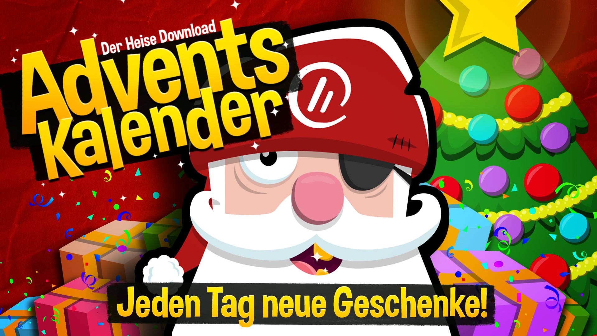 Heise Online Adventskalender