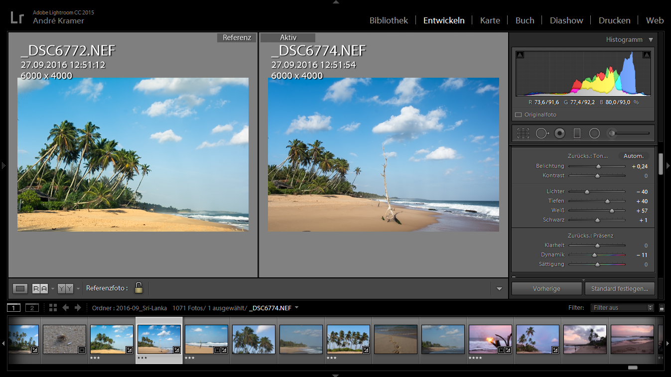 Adobe aktualisiert Lightroom CC und Lightroom Mobile ...