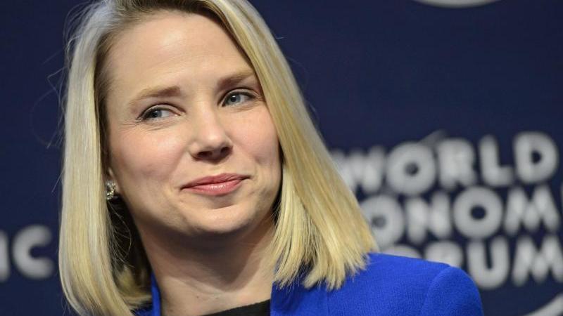 Marissa Mayer wird Yahoo verlassen