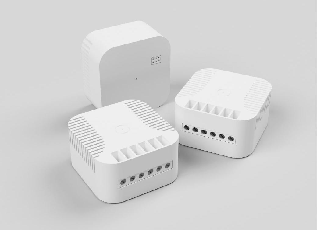 moodnode smartes lichtsystem setzt am schalter an heise online. Black Bedroom Furniture Sets. Home Design Ideas