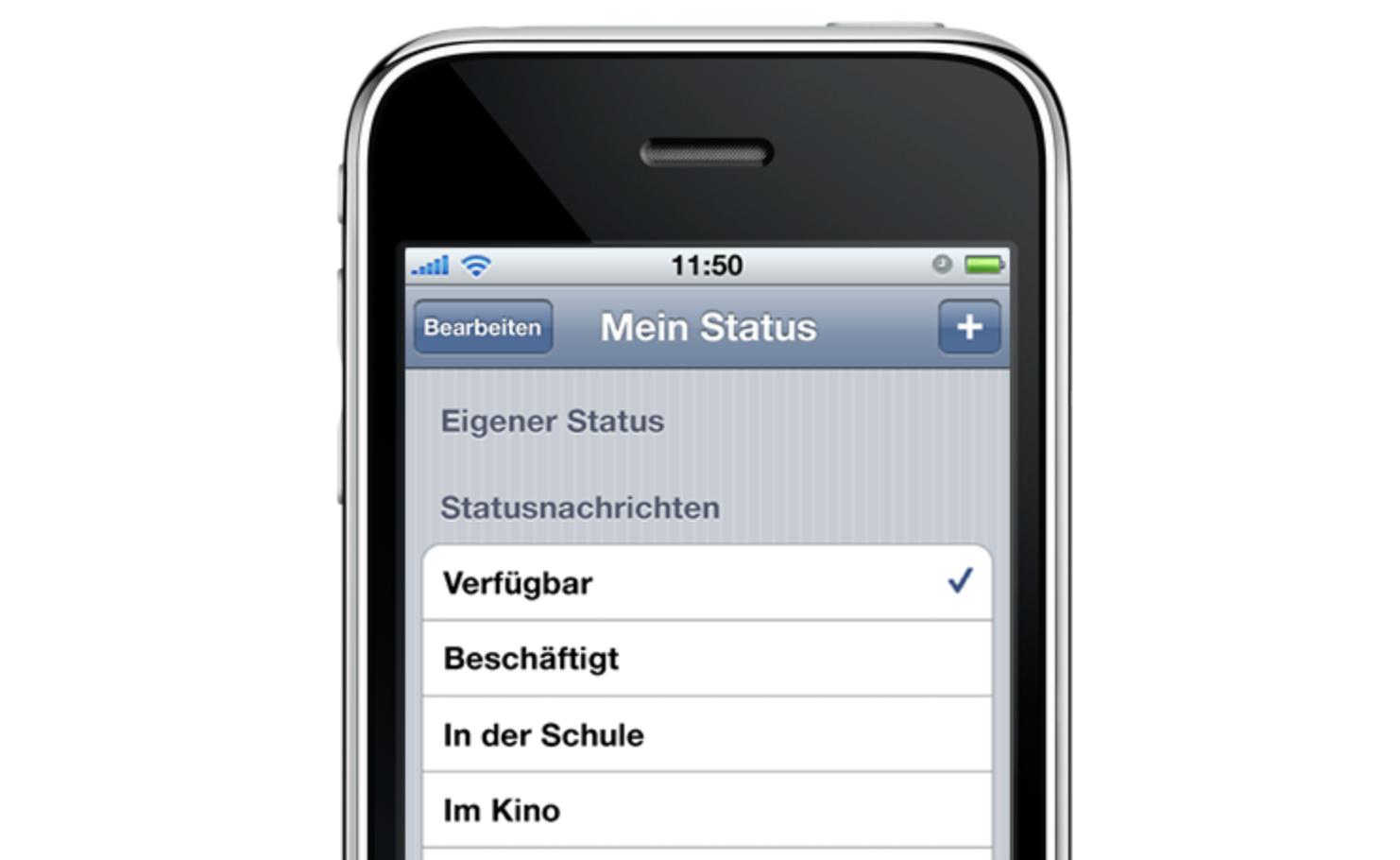 Whatsapp Status Nutzer Verärgert über Neue Funktion Heise