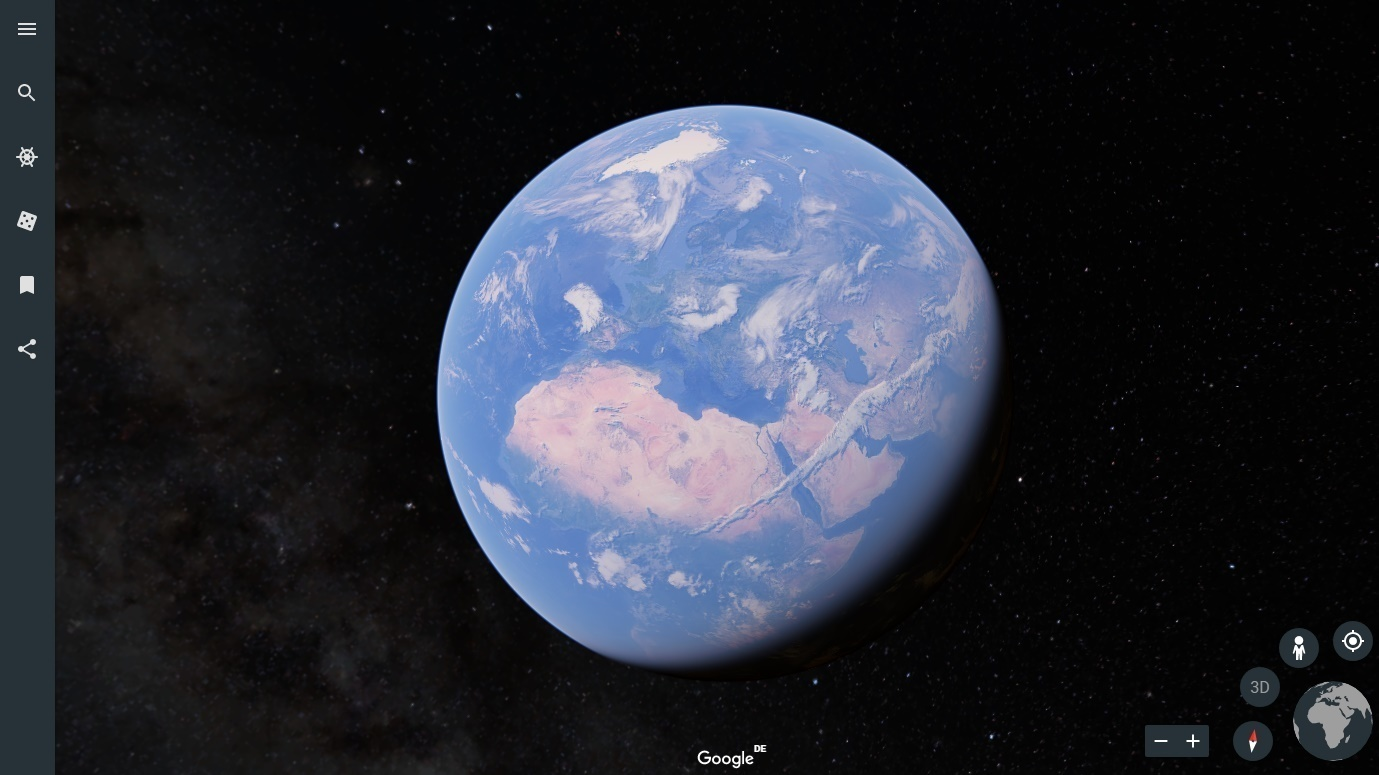 Google earth pro 3d online