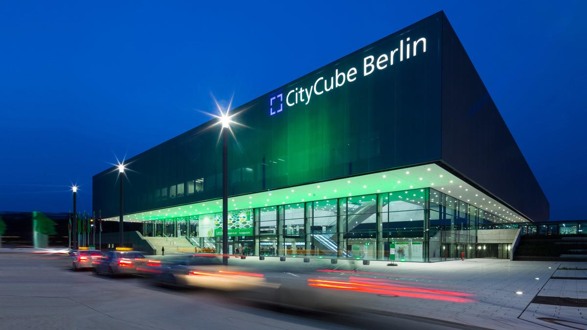 Zelt Cube Berlin : Cube tech fair premiere für startup messe in berlin