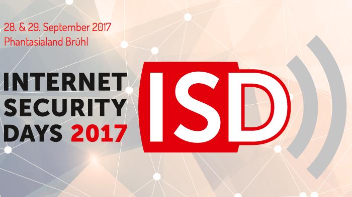 internet security days 2017 early early bird rabatt bis 31 mai ix. Black Bedroom Furniture Sets. Home Design Ideas