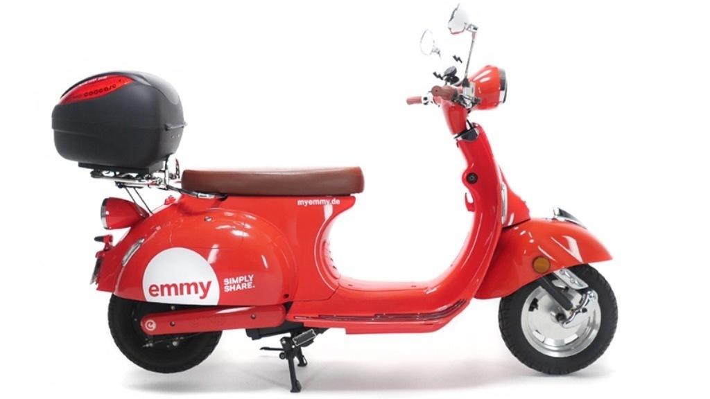 Elektro-scooter Vornehm Licht Gewicht Elektrische Scooty Erwachsene Kick Roller