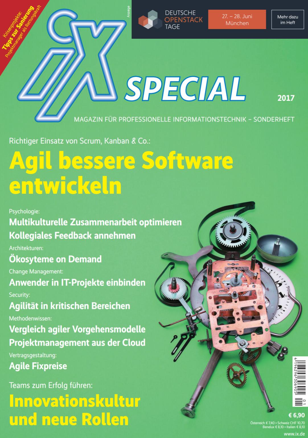 Auswahl - Magazine cover