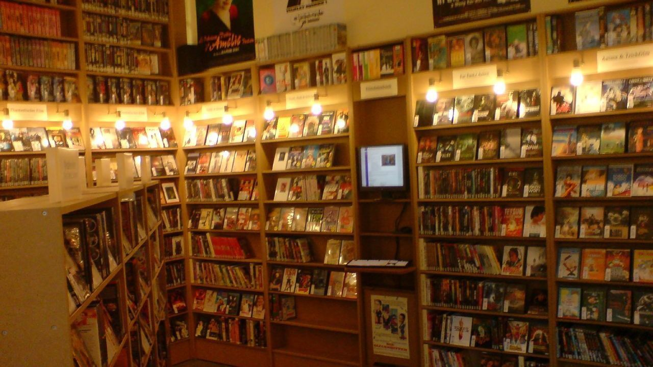 Online Videothek Streaming
