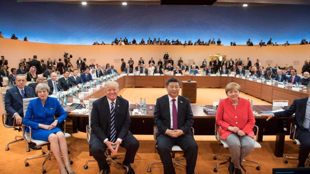 G20 einig beim Antiterrorkampf im Netz