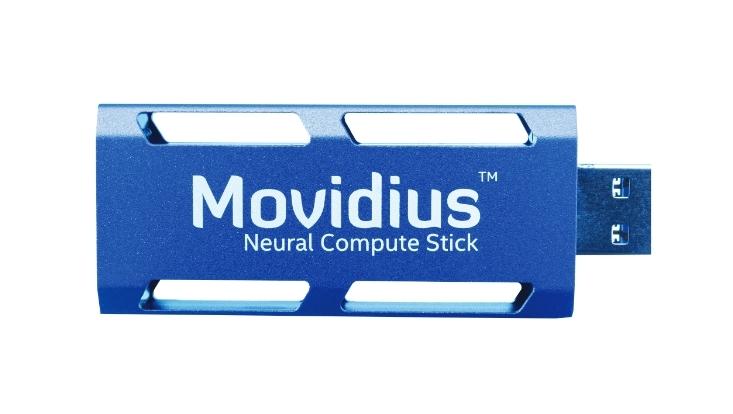 1-Watt-Rechenstick: Movidius Neural Compute Stick für ...