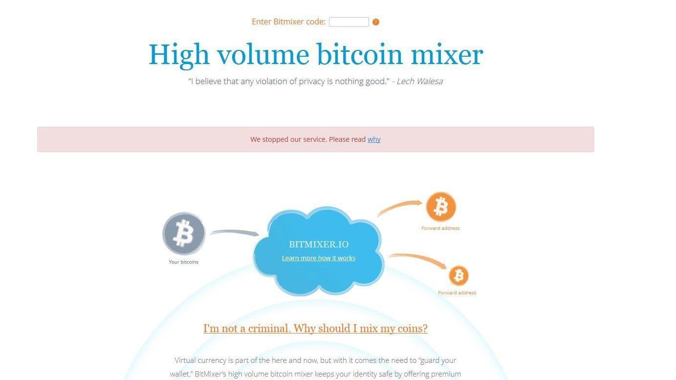 Bitcoin mixing script / P2p open source library